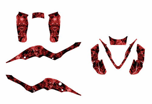 Apex Pro Shark Design 9500 Zombie