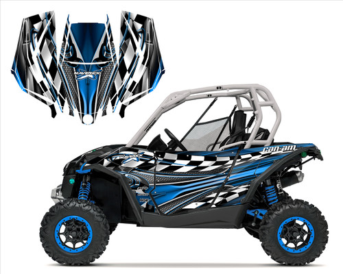 Maverick 1000X 2013-16 Design 2500