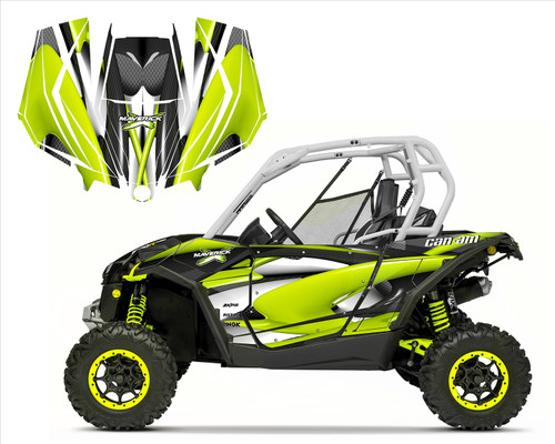 Maverick 1000X 2013-16 Design 1533