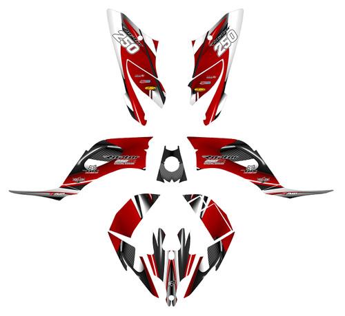 Yamaha Raptor 250 Graphics