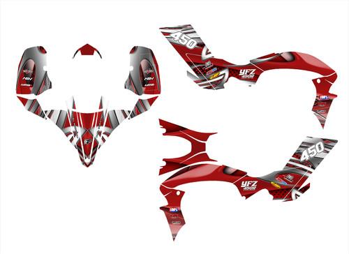 YFZ450R 2009-13 Design 1216