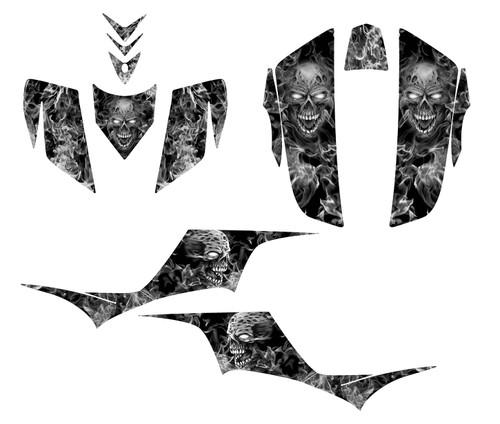 Zombie graphics for KFX700