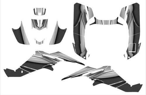 KFX 400 2003-2008 Design 5600