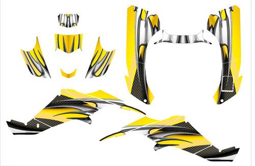 KFX 400 2003-2008 Design 1300