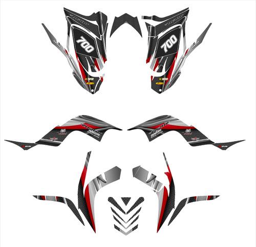 RAPTOR 700R 2006-12 Design 5600