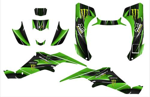 Monster Energy LTZ400 graphics