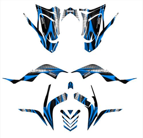 RAPTOR 700R 2006-12 Design 1900