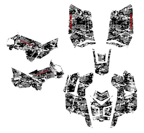 Scrambler 850 & 1000 2013-18 Design Digi Camo