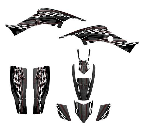 TRX400EX 1999-07 Design 2600