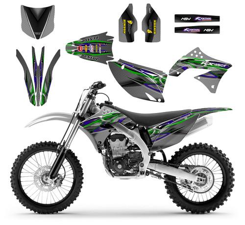 KX 450F 2009 -11 Design 5815