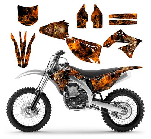 KX 450F 2009 -11 Design 9500