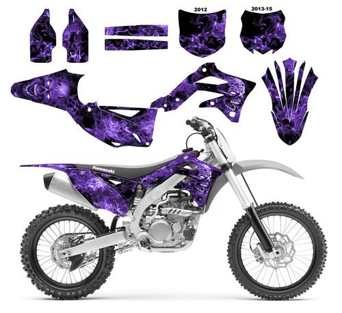 KX 450F 2012 -15 Design 9500
