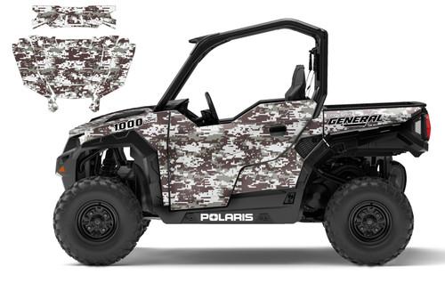 Polaris General digital mud wrap kit
