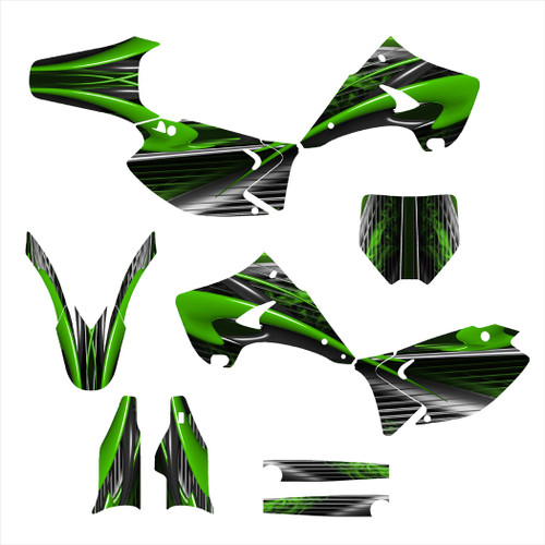 KX125 KX250 2003 -14 Design 3333