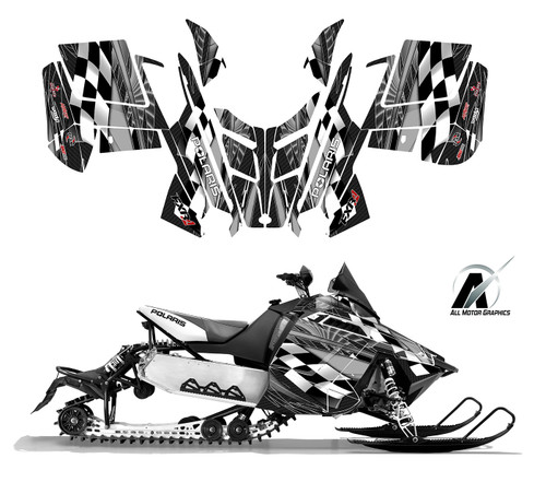 2011 Pro R rmk custom wrap graphic kit