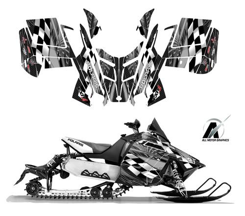2011 Pro R rmk custom wrap graphic kit