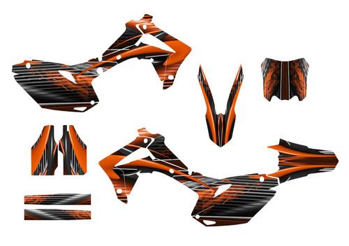 CRF250R-2014-17 & CRF450R 2013-16 Design 3333