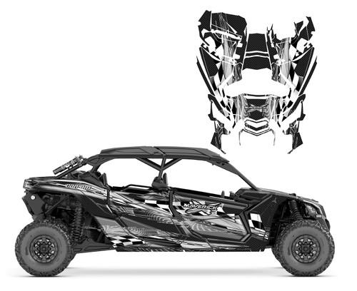 Maverick X3 MAX 4-Seater 3500
