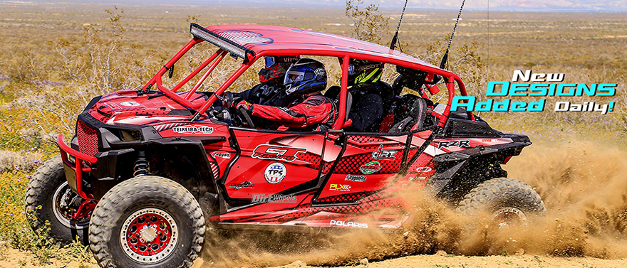 RZR 1000 XP4 by All Motor Graphics