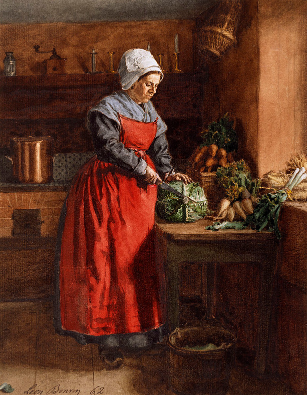 The History and Significance of Grandma's Apron