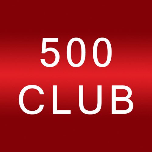 500 Club Membership (1 Year)