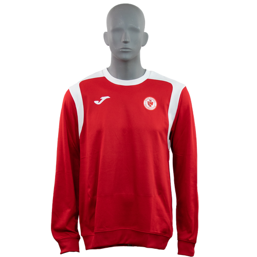 Sligo Rovers Sweatshirt Red Kids