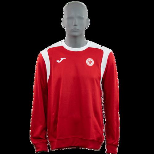 Sligo Rovers Sweatshirt Red Kids