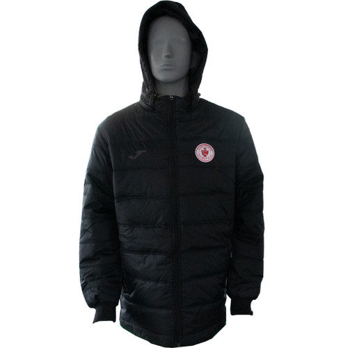 Sligo Rovers Winter Jacket black