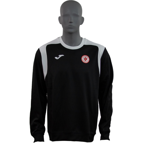 Sligo Rovers Sweatshirt Black Kids
