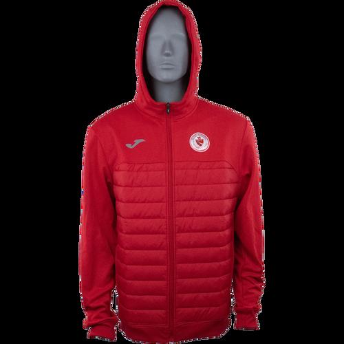 Sligo Rovers Anorak Jacket Red kids