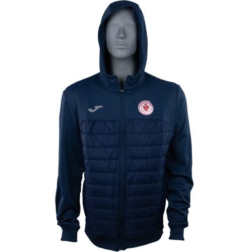 Kids Sligo Rovers Anorak Jacket Navy