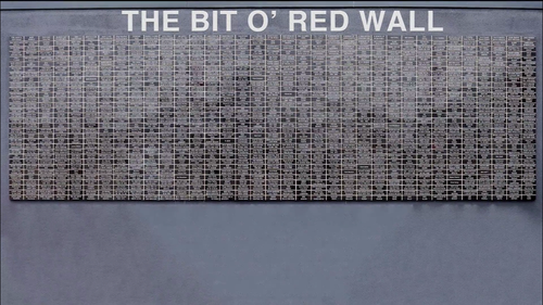 Bit O' Red Wall Tile