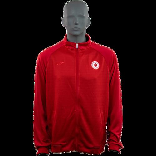 Essential Jacket Red Adult