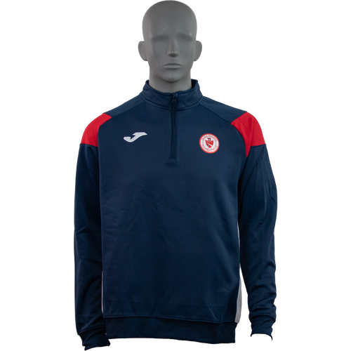 Sligo Rovers Sweatshirt Crew Navy-Red