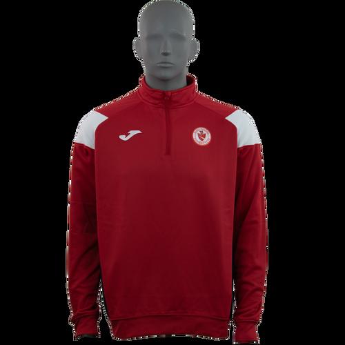 Sligo Rovers Sweatshirt Crew Red/White