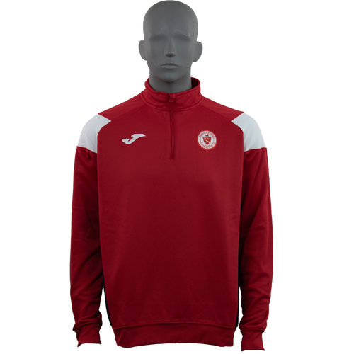 Sligo Rovers Sweatshirt Crew Red/White Kids