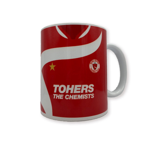 Sligo Rovers mug 2010 Jersey
