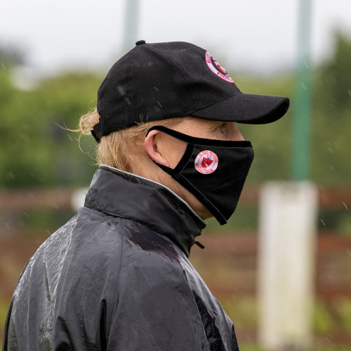 Black Sligo Rovers Facemask