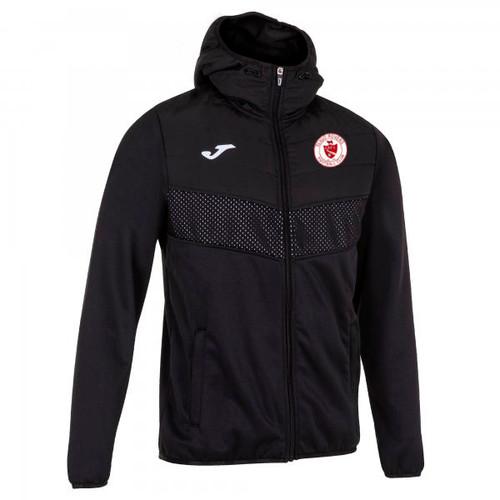 Sligo Rovers Black Berna Hoodie Jacket
