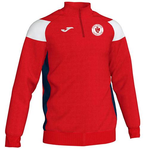 Sligo Rovers Sweatshirt Crew Red-White-Navy