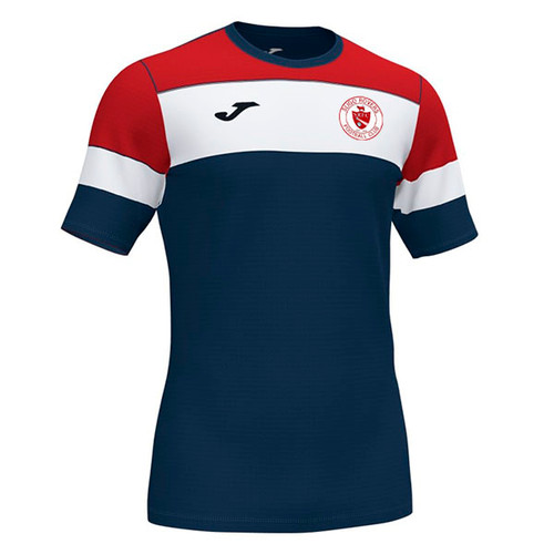 Sligo Rovers Crew TeeShirt Navy Kids