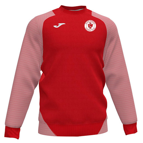 Sligo Rovers Essential Sweatshirt Red-White
