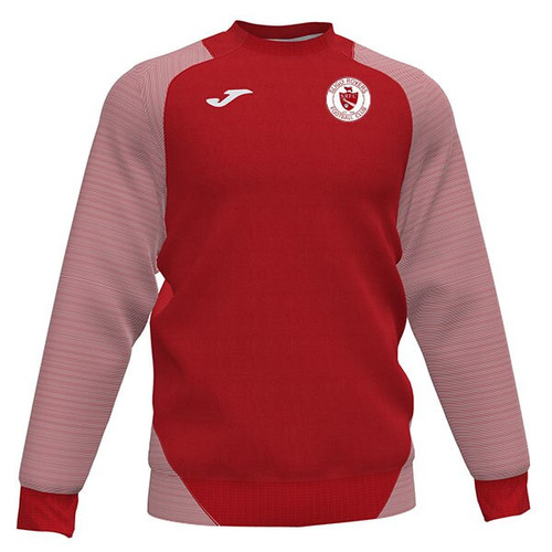 Sligo Rovers Essential Sweatshirt Red-White Kids