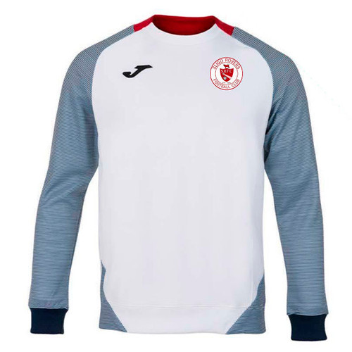 Sligo Rovers Essential Sweatshirt White-Navy Kids