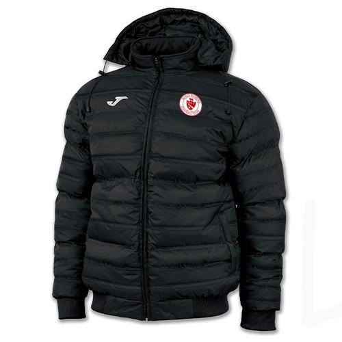 Sligo Rovers Anorak Urban Hoodie Black (Pre-Order)