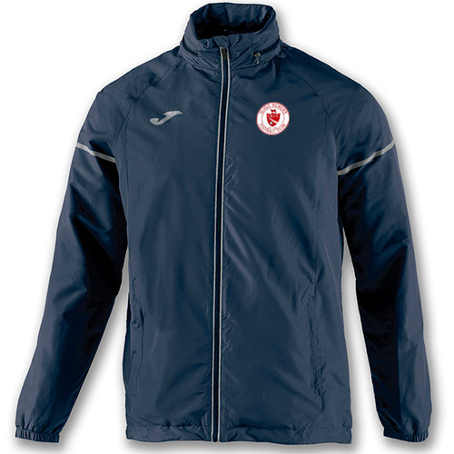 Adult Rainjacket Race Navy