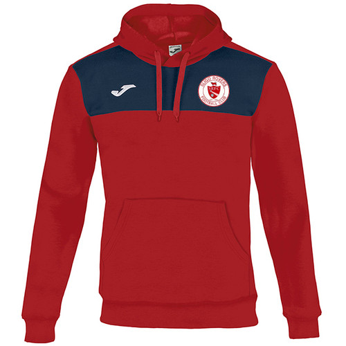 Sligo Rovers Red-Navy Hoodie Kids