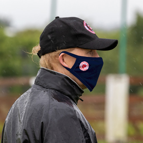 Navy Sligo Rovers Facemask