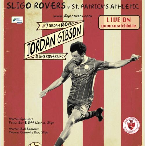 Sligo Rovers v St Pats FC E-Programme