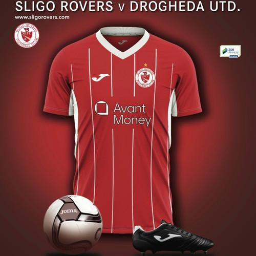 Sligo Rovers v Drogheda United FC E-Programme